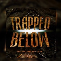 Trapped Below logo